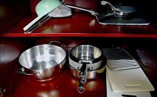 easy kitchen storage solution, kitchen design, organizing, storage ideas