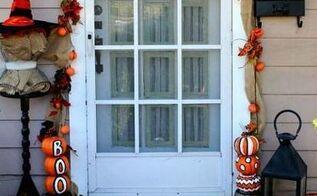 painted pumpkin topiaries pumpkinideas, crafts, painting, seasonal holiday decor