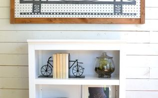 diy nautical peg board, basement ideas, diy, entertainment rec rooms, wall decor