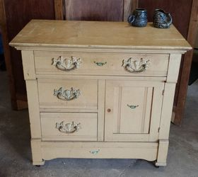 Whats the best way to clean old painted furniture  Hometalk