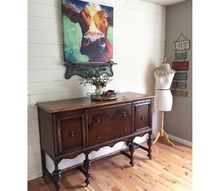 shiplap wall on a budget, dining room ideas, diy, painting, wall decor, woodworking projects