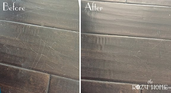 How To Repair Scratches In Wood Floors WB Designs - How To Fix Wood Floor Scratches WB Designs