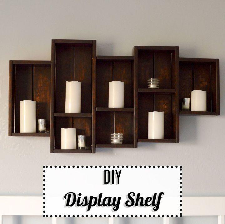 diy display shelf bedroom ideas diy shelving ideas wall decor woodworking   DIY Display Shelf Hometalk. Shelf For Bedroom