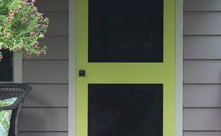 can t find a screen door you like build your own instead, curb appeal, diy, doors, how to, porches