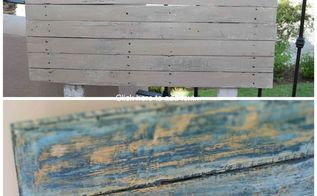 customized headboards, bedroom ideas, diy, pallet, woodworking projects