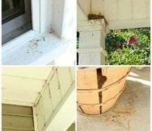 tips for cleaning a front porch, cleaning tips, outdoor living, porches