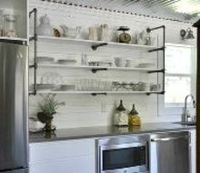 modern farmhouse kitchen final reveal, home decor, home improvement, kitchen design