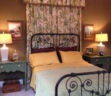 a modern spin on canopies testers, bedroom ideas, reupholster, window treatments, Rhiann Wynn Nolet