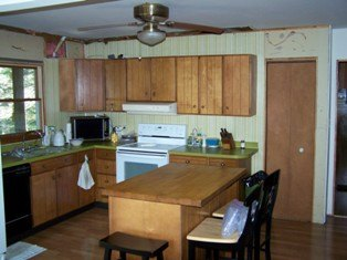 Couple Pics Before After Of Our Craigslist Find Kitchen Cabinets Kitchen Cabinets Kitchen Design