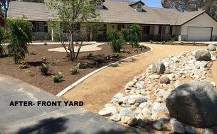 yard improvements deck in temecula ca, decks, landscape, lawn care