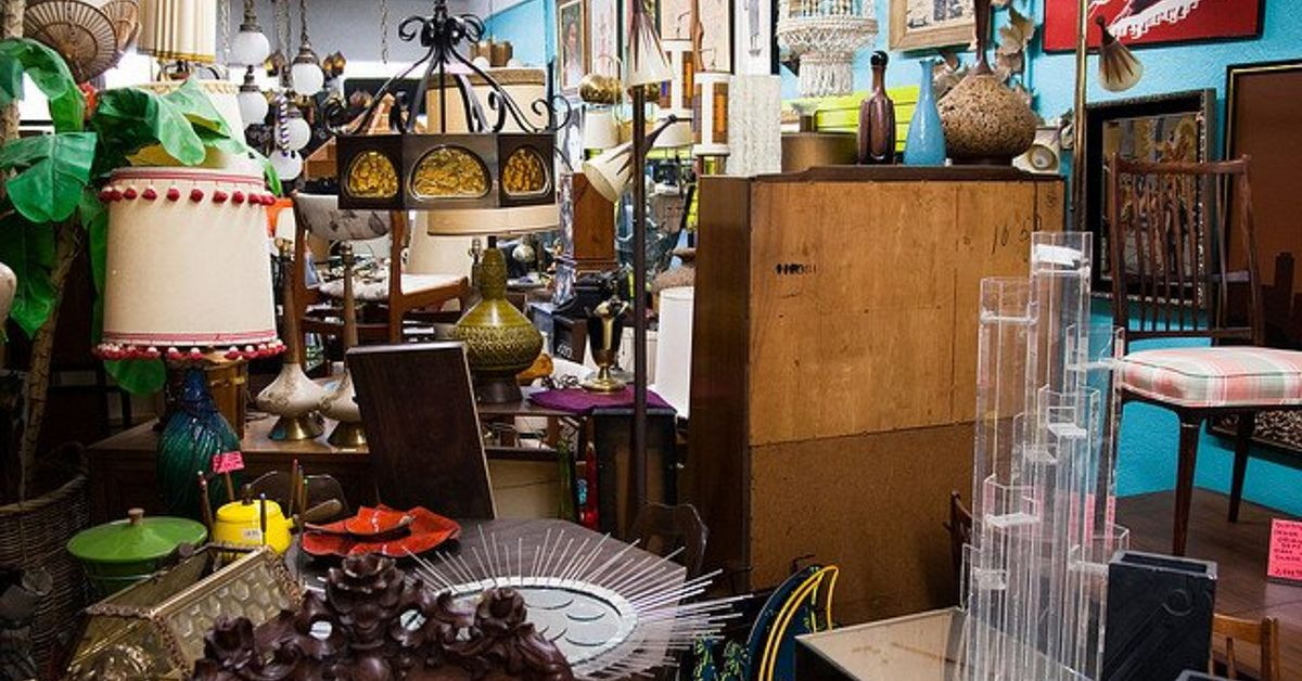 How To Buy Furniture At Thrift Stores