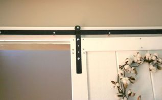 diy barn door hardware for 30, diy, doors