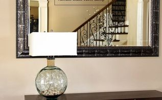 how to make a lamp out of anything, diy, how to, lighting