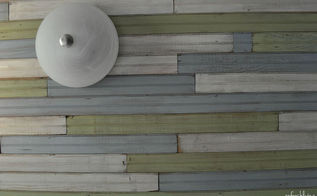 how to install beadboard or barn wood on the ceiling, diy, how to, small bathroom ideas, wall decor, woodworking projects