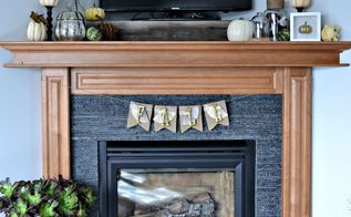 neutral fall mantle, crafts, fireplaces mantels, seasonal holiday decor