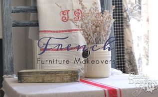 no sew no pillow idea for french inspired chair, chalk paint, decoupage, painted furniture