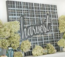 hydrangea harvest mantel, crafts, fireplaces mantels, home decor, hydrangea, seasonal holiday decor