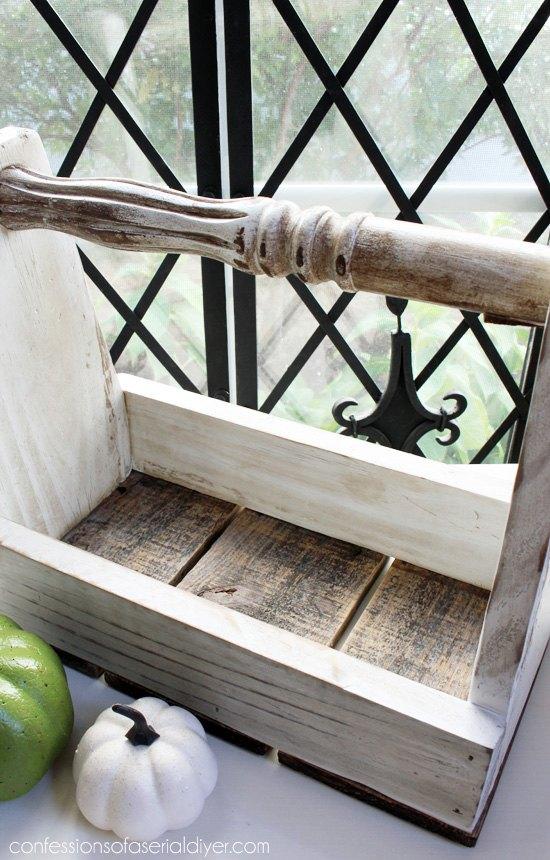 diy reclaimed wood crate, crafts, repurposing upcycling - DIY Reclaimed Wood Crate Hometalk