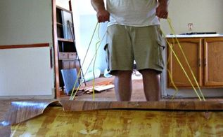 removing glue and adhesive from hardwood floors, flooring, hardwood floors, home maintenance repairs
