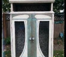 round top love with sk, chalk paint, painted furniture, repurposing upcycling