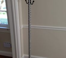 coat rack with a mackenzie child s flair, chalk paint, painted furniture, repurposing upcycling