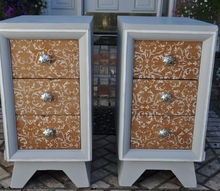 banged up to beautiful, chalk paint, painted furniture