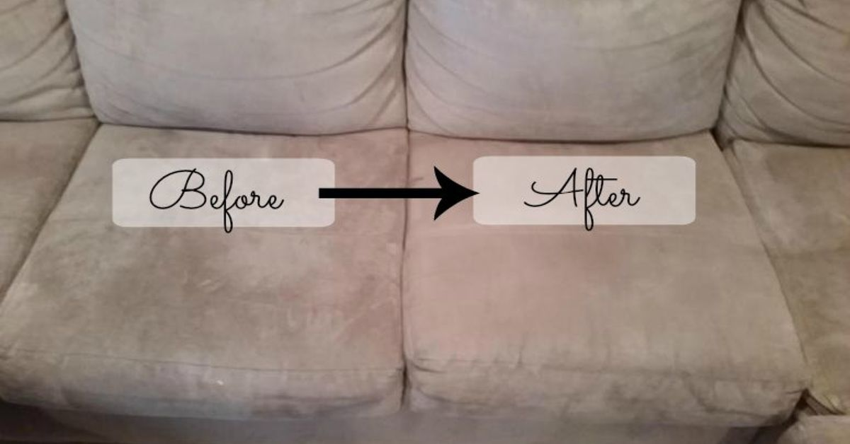 how to clean rooms to go microfiber couch
