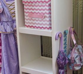 Diy Dress Up Storage Center, Diy, Painted Furniture, Repurposing Upcycling,  Storage Ideas