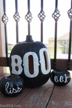 boo halloween pumpkin luminary, crafts, halloween decorations, seasonal holiday decor