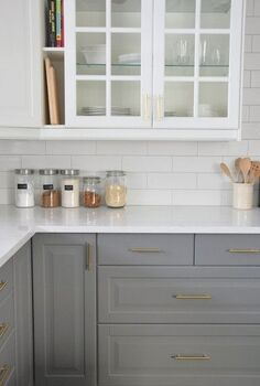 how to choose the right subway tile backsplash for your kitchen, home improvement, how to, kitchen backsplash, kitchen design