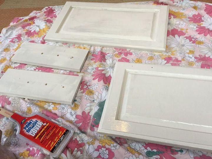 DIY: Painted Kitchen Cabinets   Hometalk