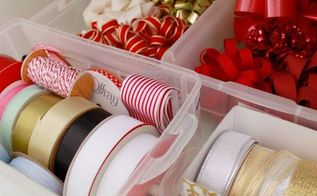 organizing a gift wrapping closet, closet, organizing