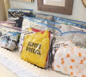 Baby Clothes Storage, Organizing, Storage Ideas