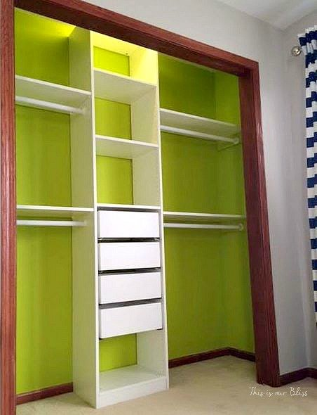 Pleasant Modern Bifold Closet Doors Ideas