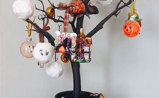 halloween home tour, halloween decorations, home decor, seasonal holiday decor