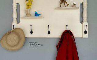 white headboard shelf, home decor, repurposing upcycling, shelving ideas