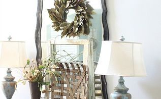 fall entry natural and neutal, crafts, home decor, seasonal holiday decor