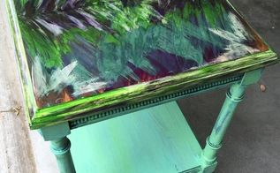 beyond the painted table creating furniture art with unicorn spit, painted furniture