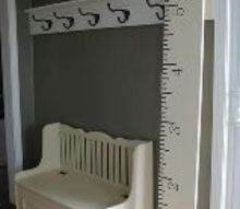 diy shelf coat rack, diy, shelving ideas, wall decor, woodworking projects