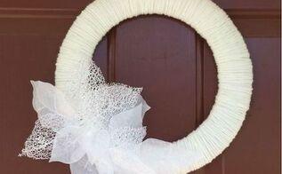 diy neutral fall wreath, crafts, seasonal holiday decor, wreaths