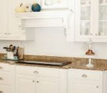 decorating a space 3 ways kitchen mantel, fireplaces mantels, kitchen design, seasonal holiday decor