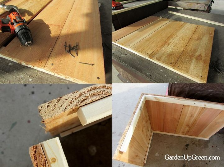 how to build a garbage box
