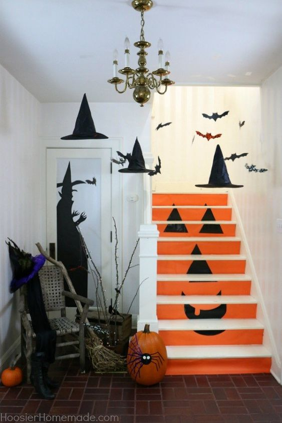 Homemade halloween decorations hometalk for How to make homemade halloween decorations