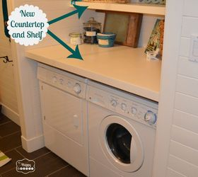 dryer buy it and sell yours and it opens you up for more even side by side you could still have a counter top you currently donu0027t - Small Washer And Dryer