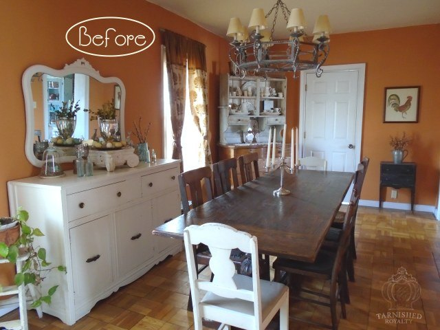 Farmhouse Dining Room Ideas: Farmhouse Dining Room Reveal