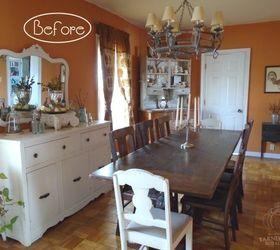 Farmhouse Dining Room Reveal, Dining Room Ideas, Home Decor