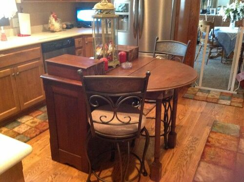 Turn A Dresser Into A Kitchen Island: Help With Dresser Turning It Into Kitchen Island