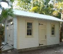 10 x16 storage shed with transom, outdoor living, storage ideas