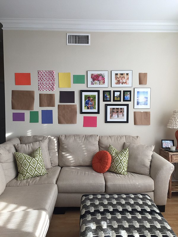 living room gallery wall home decor living room ideas wall decor - Wall Decor Living Room