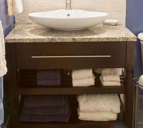 How To Renovate A Small Bathroom On A Budget, Bathroom Ideas, Home  Improvement,
